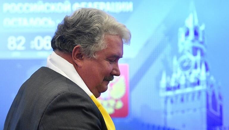 бабурин кандидат в президенты