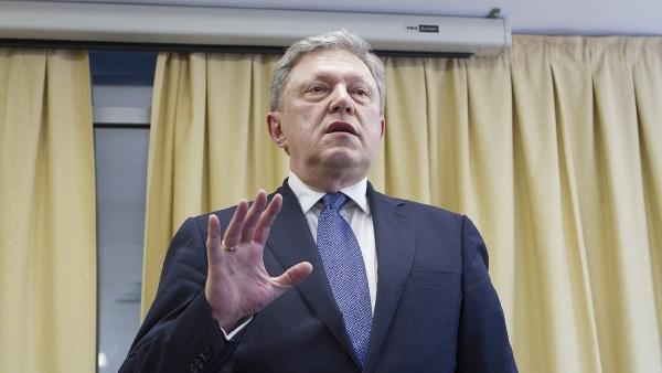 григорий явлинский кандидат в президенты биография