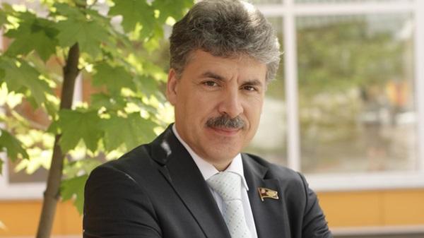 грудинин кандидат в президенты биография