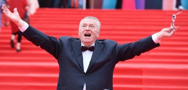 жириновский кандидат в президенты 2018