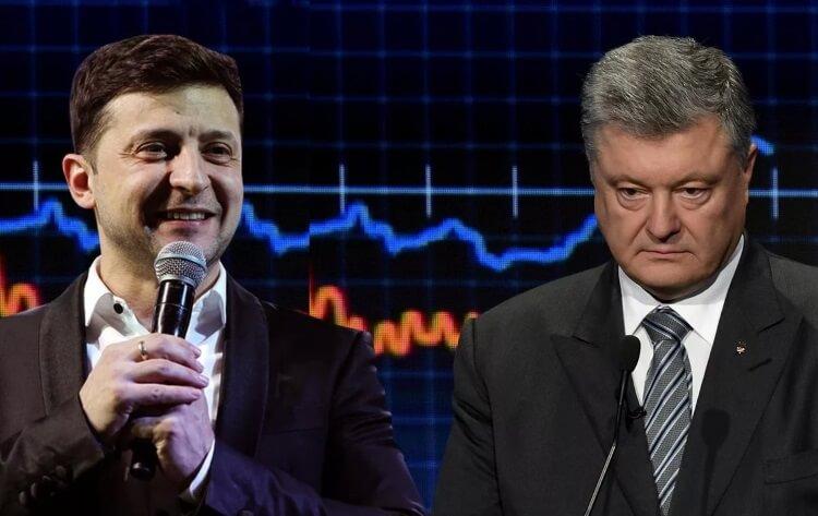 основные кандидаты в президенты украины