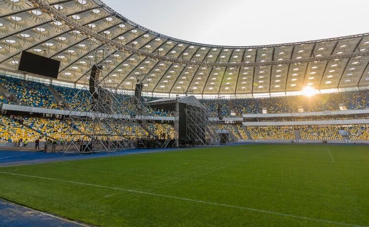НСК Олимпийский в Киеве