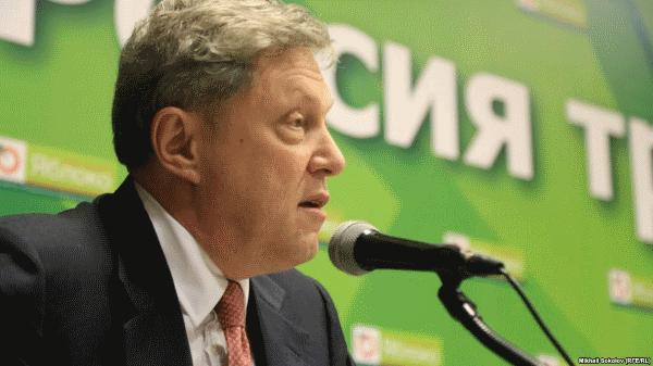 предвыборная программа григория явлинского