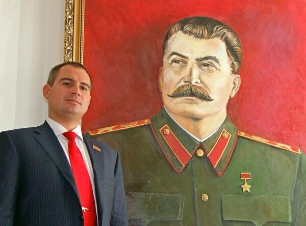 максим сурайкин и коммунисты россии
