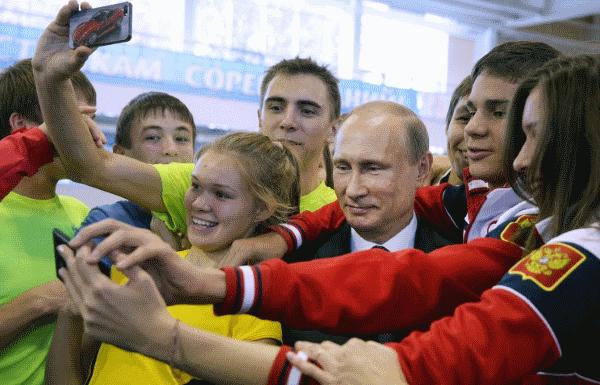 путин баллотируется в президенты 2018